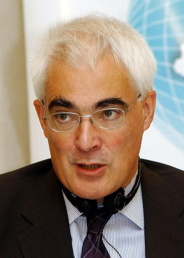 A Picture of Alistair Darling